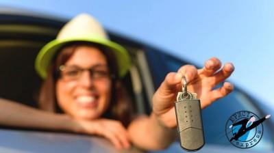 На чужом автомобиле тоже можно поехать за границу, но...
