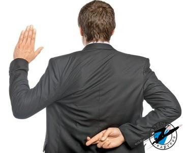 Правовые нарушения совершают и должностные лица