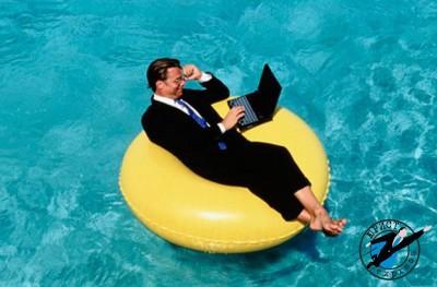 Согласно Постановлению 375 отпускные в средний заработок сотрудника не входят