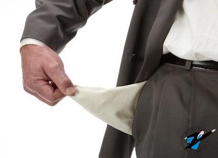 Сумма алиментов с неработающего