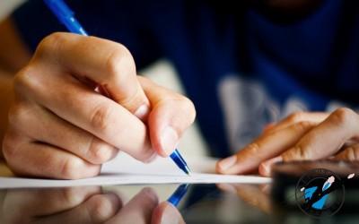 Для оформления справки, нужно написать заявление в ИФНС