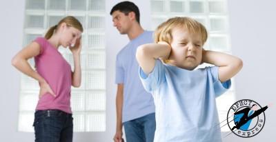 Судебные органы в первую очередь защищают права ребенка