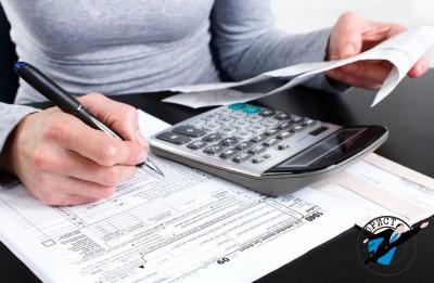 Удержание заработной платы должно быть проведено по бухгалтерии