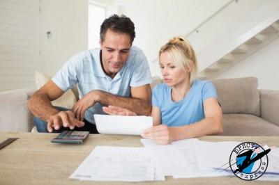 Чтобы разделить счет, необходимо чтобы у каждого собственника была выделена доля